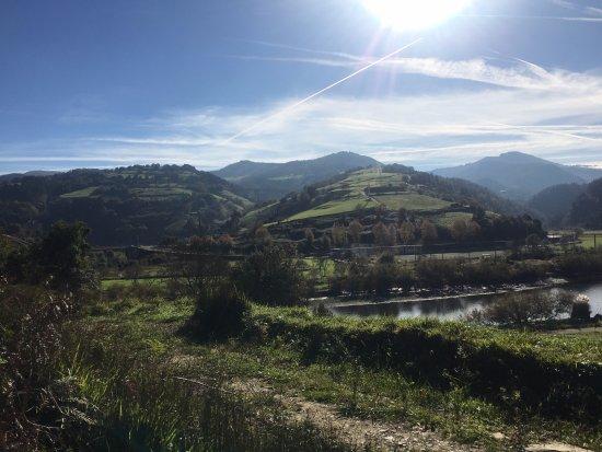 Deba, parte del Geoparque Mundial de la UNESCO de la Costa Vasca.