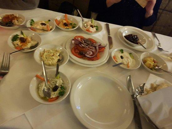 Received 10214474024859899 picture of for Alexanders greek cuisine