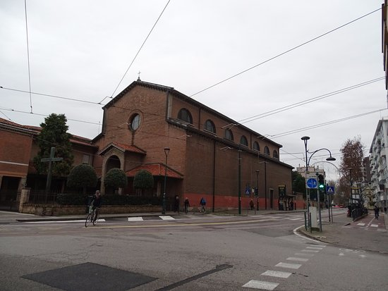 Chiesa di San Carlo Borromeo (Convento Padri Cappuccini)