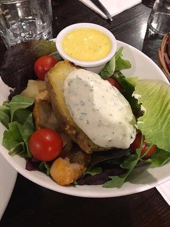 Stains, Francia: Salade des Indes