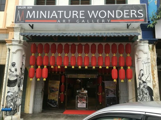 Miniature Wonders Art Gallery