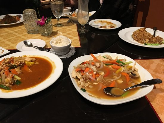Tucker, GA: L' Thai Restaurant and Wine Bar
