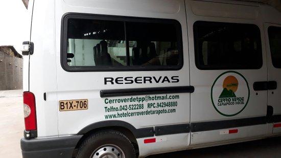 Cerro Verde Hotel: 20171128_172700_large.jpg