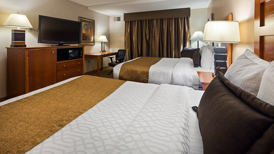 Best Western Plus Bloomington Hotel Bild