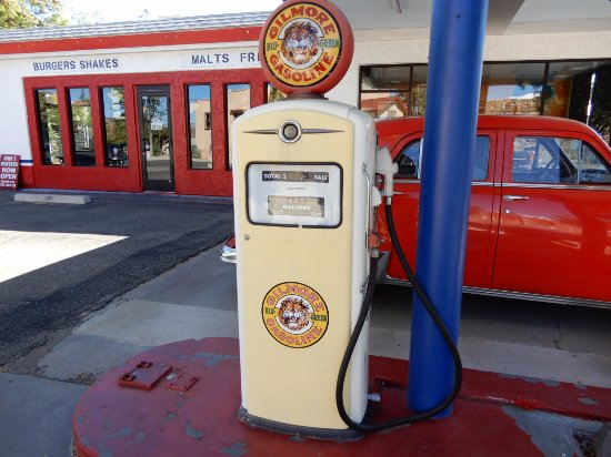 Cottonwood, AZ: appeals to my automobile hobbies as well as my foodie habit