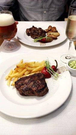 The best steak I've ever eaten