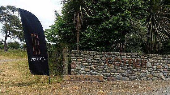 Masterton, Nueva Zelanda: Cottier Estate