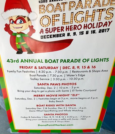 🌊🎄☃️43rd Annual 2017 DANA POINT HARBOR Boat Parade of Lights!🎉