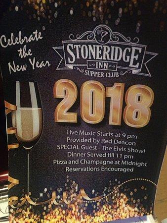 Hales Corners, Ουισκόνσιν: Stoneridge Inn
