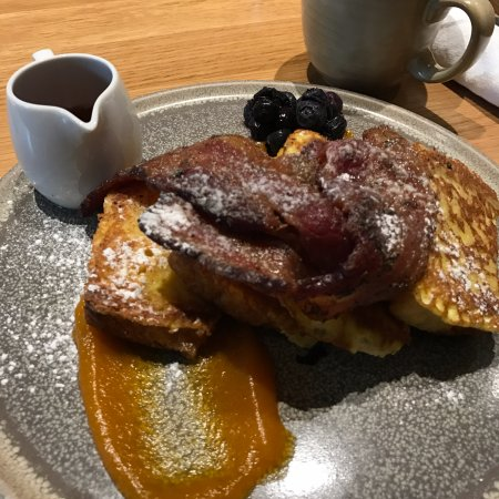 The Listel Hotel Vancouver: Breakfast at Forage