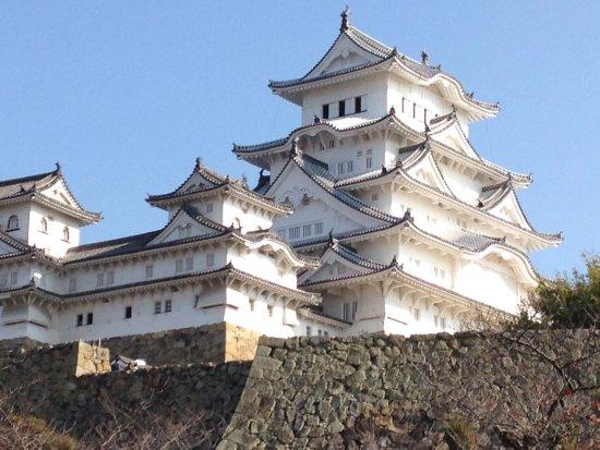 Himeji, Japón: 美しく、壮大