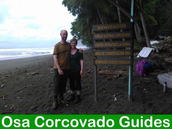Puerto Jimenez, Kostaryka: Osa Corcovado Guides