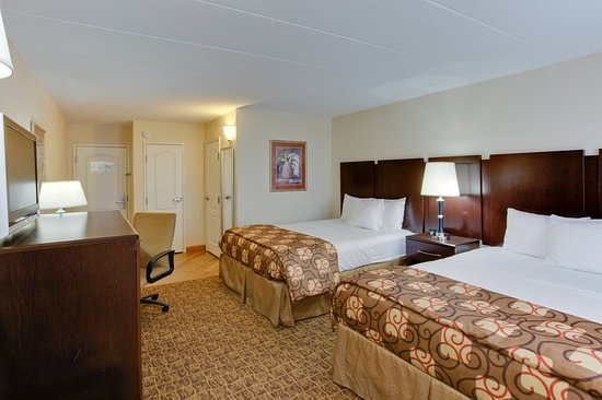 California, MD: Guest Room