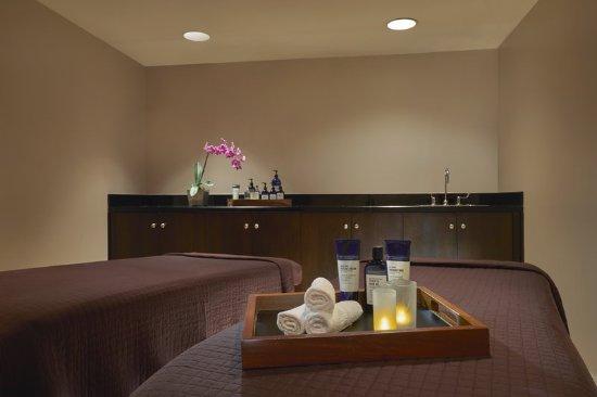 Loews New Orleans Hotel: Spa Treatment Room