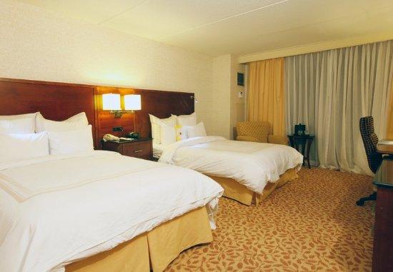 Farmington, CT: Double/Double Guest Room