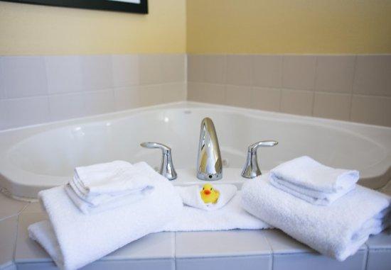 Moorhead, MN: King Whirlpool Guest Room - Whirlpool