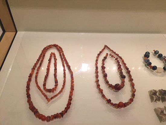 Mycenae, Grecia: Nice necklaces