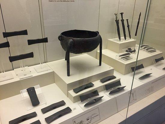 Mycenae, Grecia: Tools