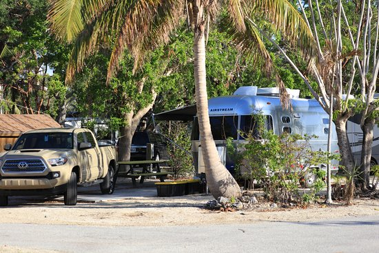 Key Largo Kampground and Marina: Campsite #4