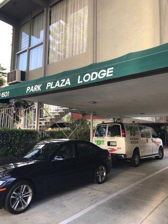 Park Plaza Lodge Hotel: May 2017