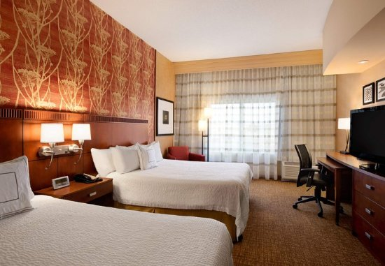 Junction City, KS: Queen/Queen Guest Room