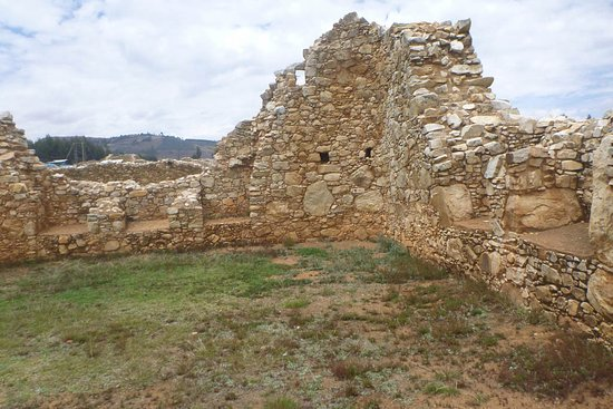 Huamachuco, เปรู: Wiracochapampa