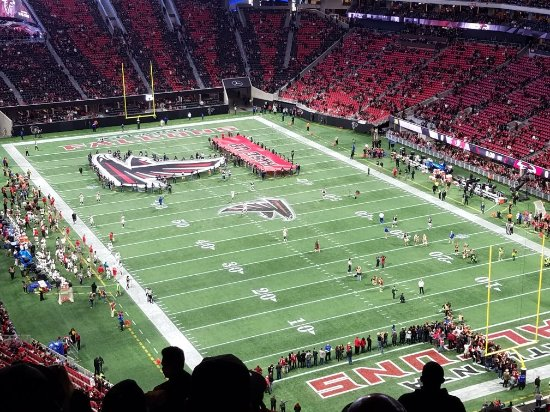 Mercedes benz stadium mercedes benz stadium for Address of mercedes benz stadium