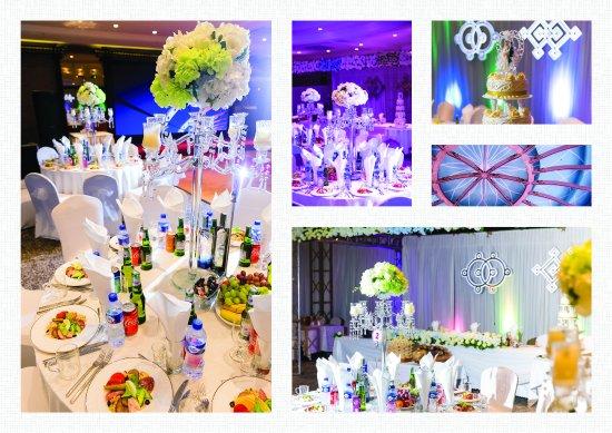 Chinggis Khaan Hotel: URGOO Banquet Hall