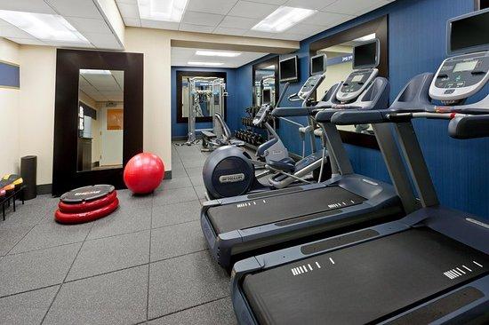 Hampton Inn Manhattan-Times Square North: Fitness Center