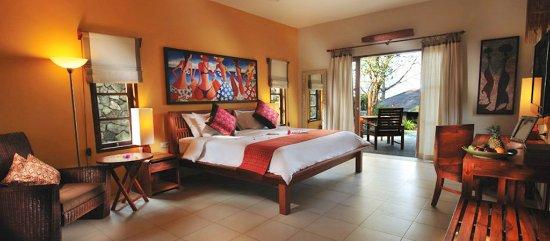 Cocotinos Sekotong, Boutique Beach Resort & Spa: Rinjani villa