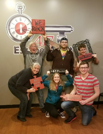 417 Escape Artist: Best Escape Artists in the 417🗝