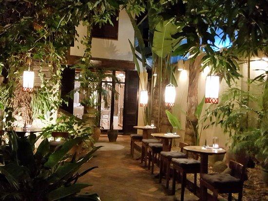 Blue Lagoon Restaurant: View of Blue Lagoon