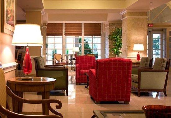 Jacksonville Marriott: Lobby Sitting Area