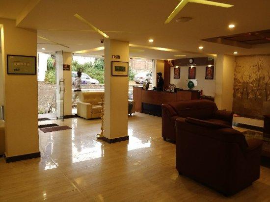 Treebo Trend Abirami Residency Photo