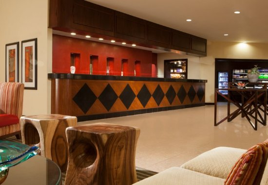 Marriott at Research Triangle Park: Lobby