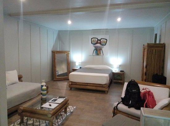 Hotel Plaza Yara: Suite Santiago