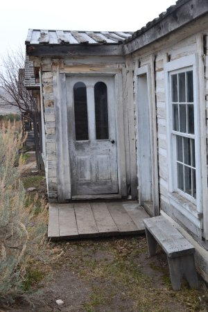 Bannack State Park: old house