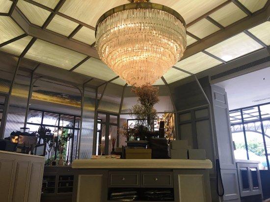 Salil Hotel Sukhumvit Soi 11: 大廳
