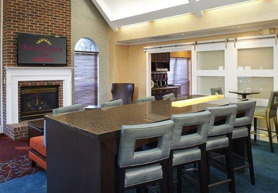 Southern Pines, Carolina del Norte: Lobby – Sitting Area
