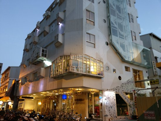 Jia-Jia-at West Market Hotel: 飯店外觀