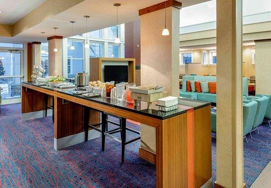 Auburn, ME: Residence Inn Mix