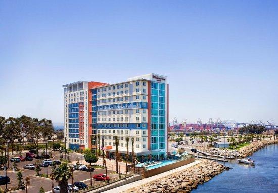 Residence Inn Long Beach Downtown Hotel