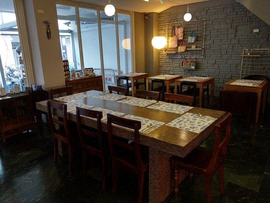 Jia-Jia-at West Market Hotel: 1樓餐飲區