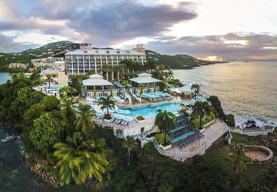 Frenchman's Reef & Morning Star Marriott Beach Resort Hotel