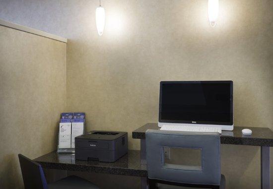 Residence Inn Sacramento Airport Natomas: Business Center