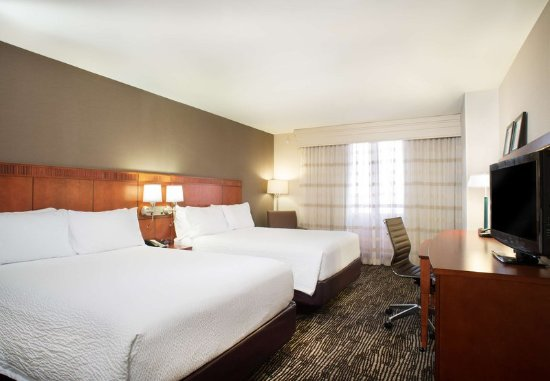 Rooms: Courtyard By Marriott Washington Embassy Row