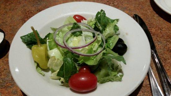 First & Last Tavern: House Salad