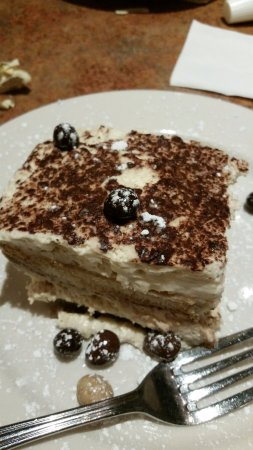Plainville, CT: Tiramisu