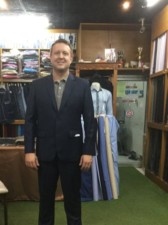Mr K Best Tailors: My customer No.2918