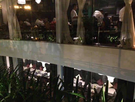 Home Finest Saigon Restaurant: Indoor Area